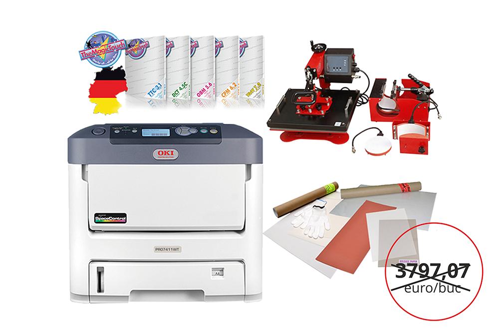 Basic OKI 7411 Print Kit
