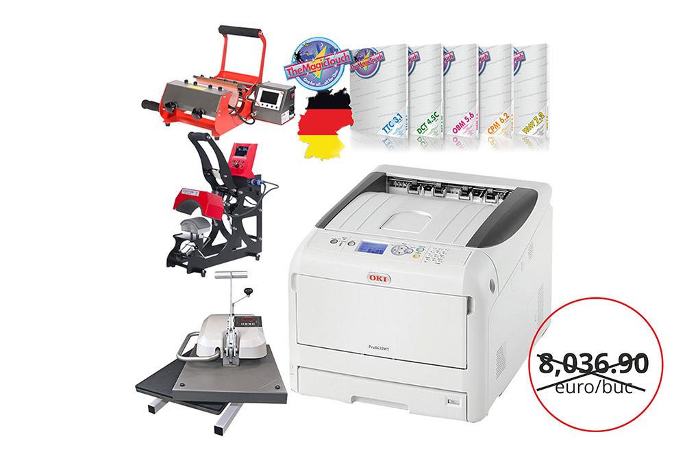 Professional OKI 8432 Print Kit